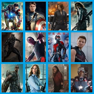 Para Pemeran Film Captain America Civil War