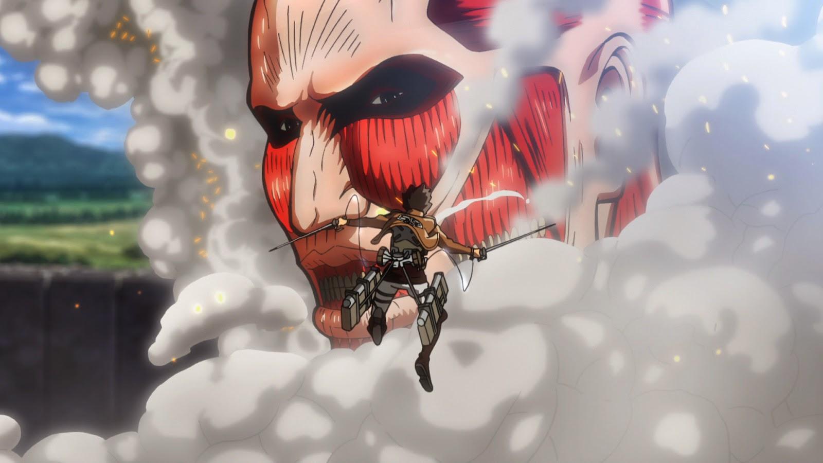 AFA: Animation For Adults: Attack On Titan : Season 1 Part ...