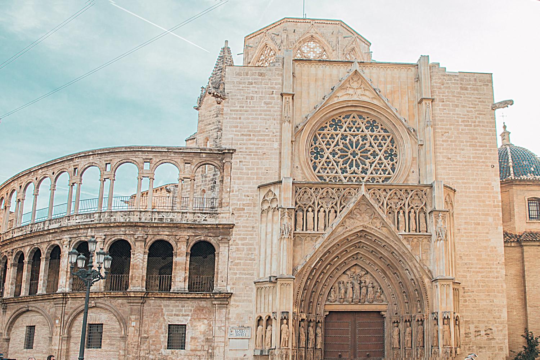 Cathedral de Santa Maria Valencia