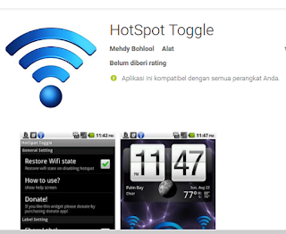 download hostpot toggle