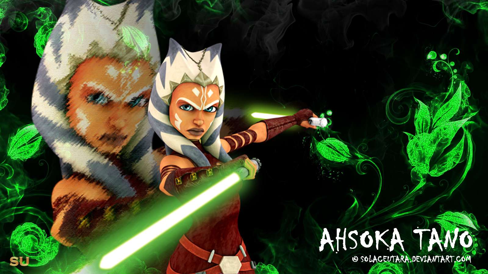 kane blog picz Wallpaper Ahsoka