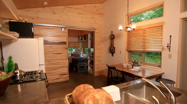 The Homes Of Tiny House Nation