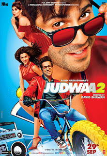 Judwaa 2 (2017) Hindi Movie 480p BluRay [420MB]