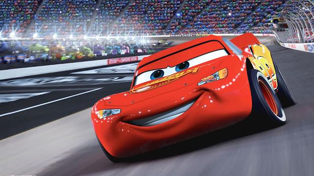 10 gambar kartun mobil mcqueen  gambar kartun lucu dan