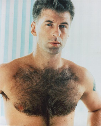 Do girls like hairy chests