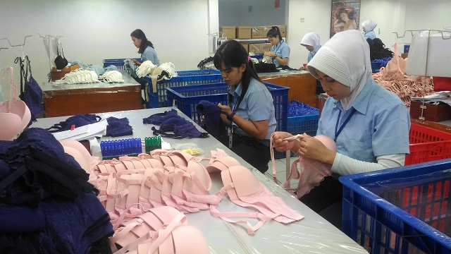 Factory Visit Wacoal Indonesia