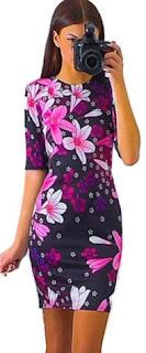 Vestidos con Detalles Florales, Verano