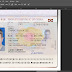 CHINA PASSPORT EDITABLE  PSD TEMPLATE (NEWEST VERSION)
