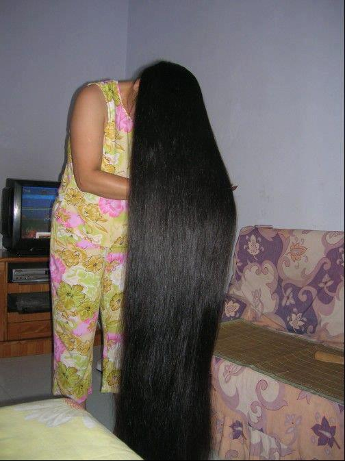 Indian Long Hair Girls Bridal Long Hair Styles Pictures