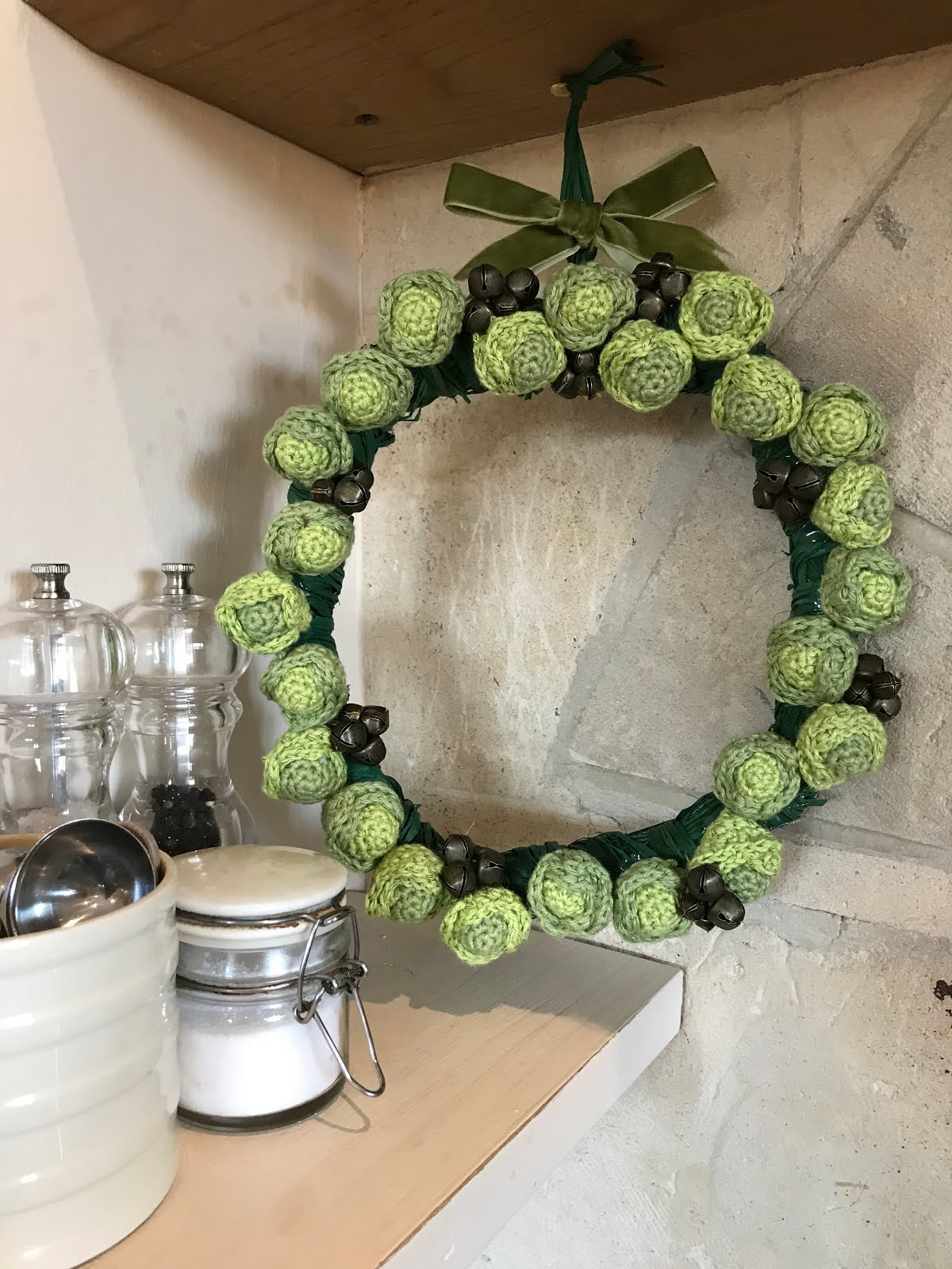 Sprout Wreath