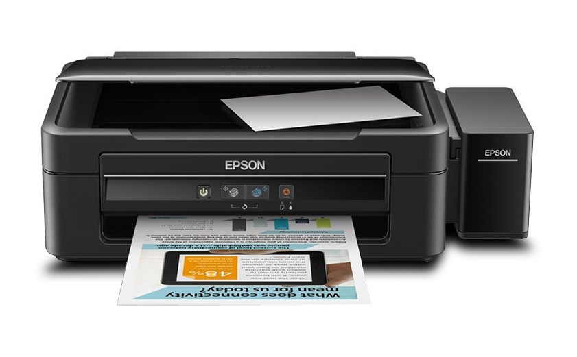 Epson L360 Printer Driver for Windows 10 + Scanner Driver