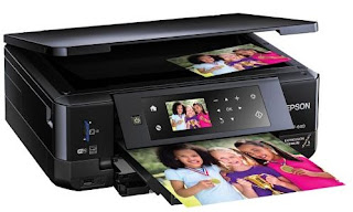 Epson Premium XP-640 Treiber Download