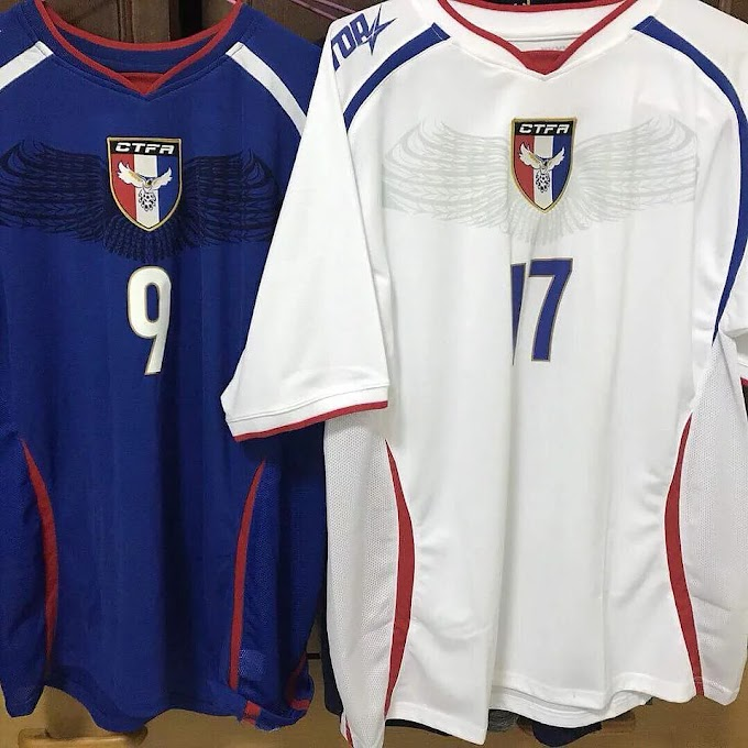 Buy a Taiwan national team shirt from us and help support our site