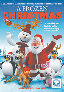 DVD & Blu-ray Release Report, A Frozen Christmas, Ralph Tribbey