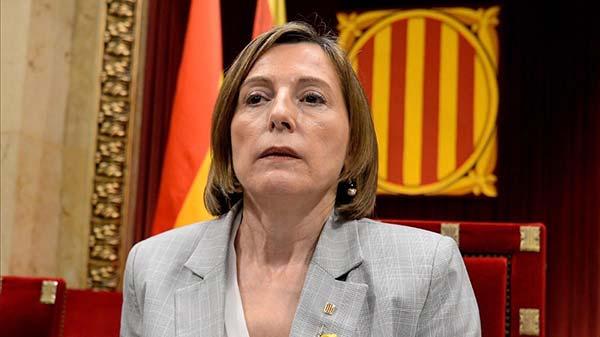 Forcadell evita prisión si paga 150.000 euros de fianza