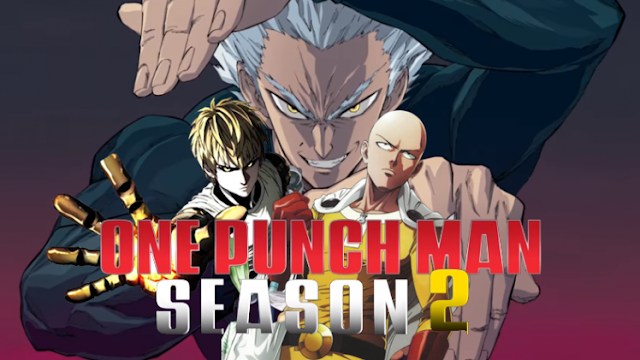 download one punch man season 2 sub indo