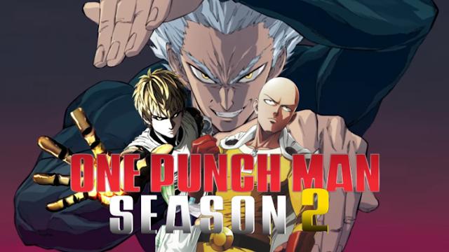 Download One Punch Man Season 2 Sub Indo Episode Terbaru dan Terlengkap