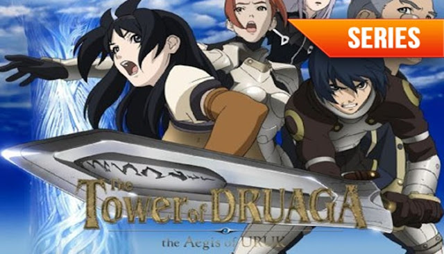 Download Druaga no Tou The Aegis of Uruk Subtitle Indonesia