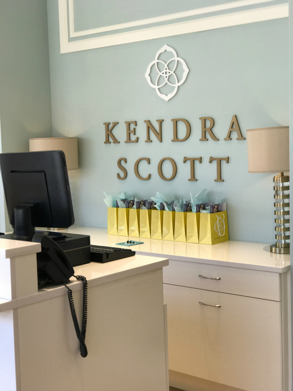 Kendra Scott Color Bar Party, fashion, style, spring style,