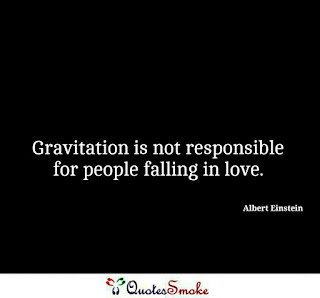 Albert Einstein Love Quote