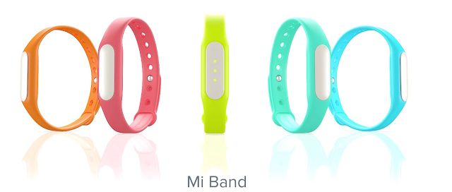 activity tracker mi band
