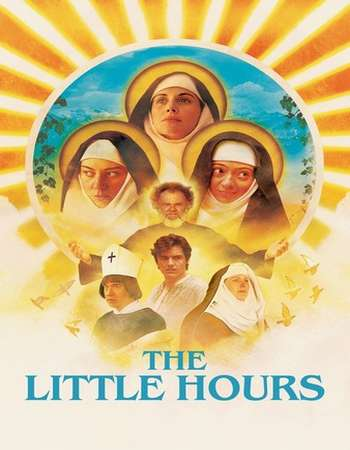 The Little Hours 2017 English 720p BluRay 700MB ESubs