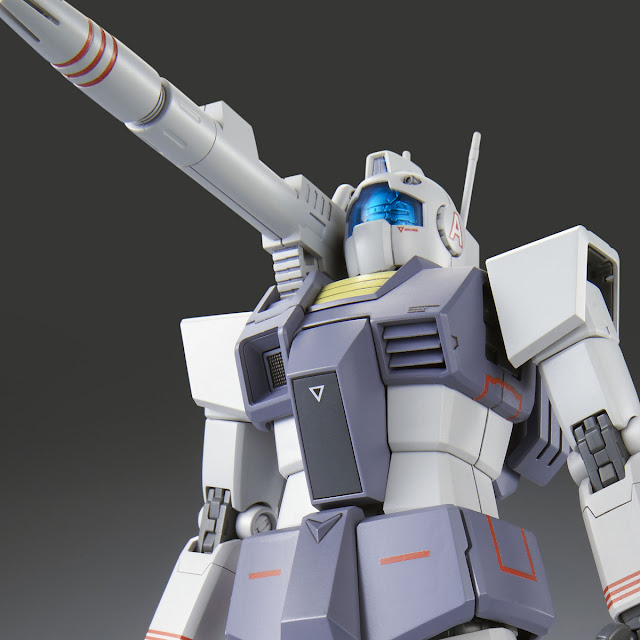 P-Bandai: MG 1/100 GM Cannon [North American Campaign Colors] - Release Info
