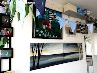 Schlafzimmer Wandgalerie