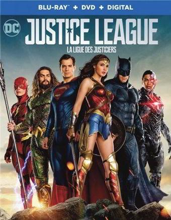 Liga de la Justicia (2017) HD 1080p y 720p