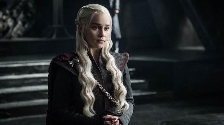 Daenerys, séptima temporada Juego de Tronos