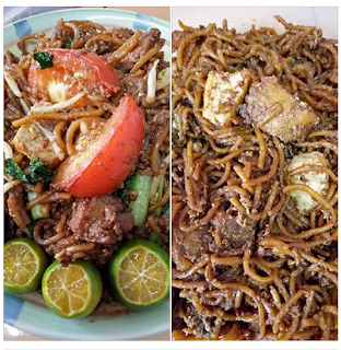 Resepi Mee Goreng Mamak Simple