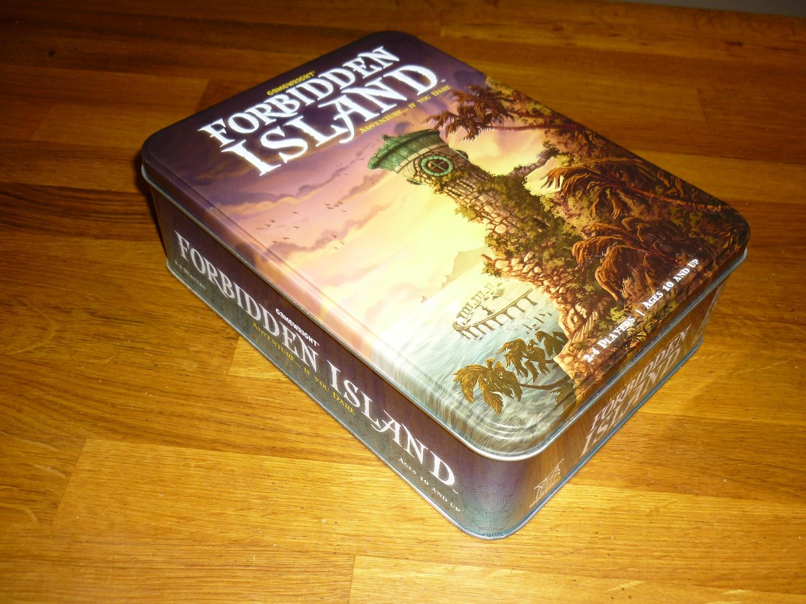 Forbidden Island Board Game Reviews