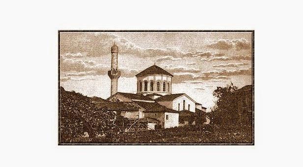 Ο Ιερός Ναός του Αγίου Ευγενίου στην Τραπεζούντα