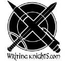 logo for Writing Knights