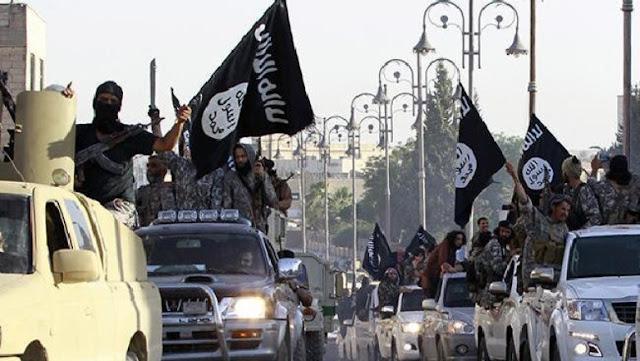 Militan ISIS di Afghanistan Menyera