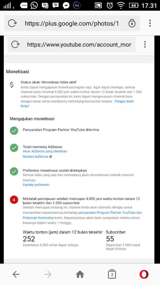 Rupanya youtube sedang merancang peraturan baru yang jauh semakin ketat dari  ... e1cf49c5b1
