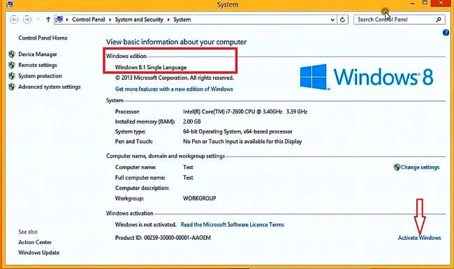 windows 7 professional serial number 2013