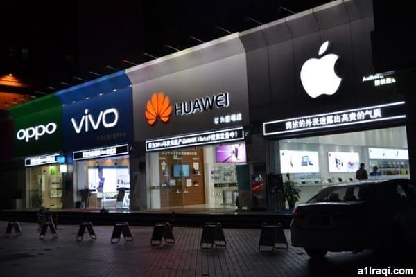 الصين تحتل سوق الهواتف الذكية في روسيا