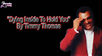 Dying Inside To Hold You By Timmy Thomas