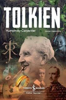 Bodoslamadan Kitap: Humphrey Carpenter - Tolkien