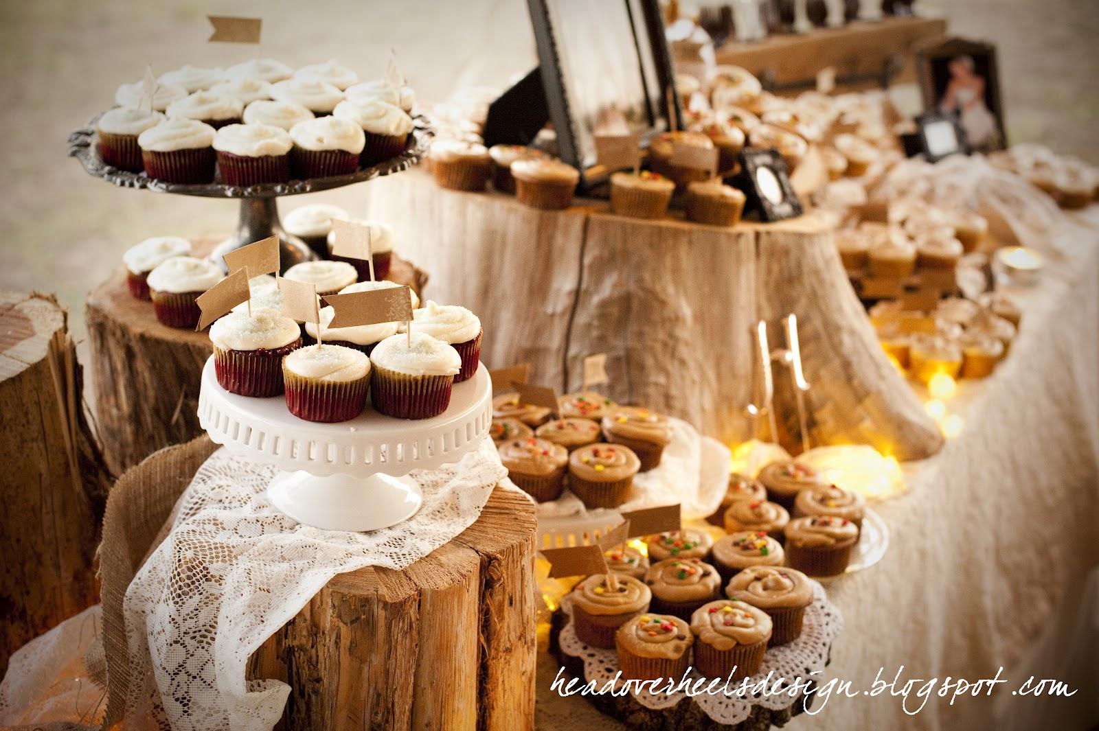 Dessert Display On Pinterest