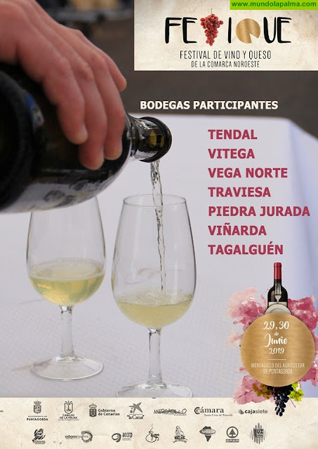 Festival de Vino y Queso de la Comarca Noroeste - FEVIQUE 2019