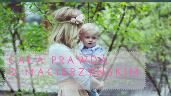 urlop macierzyński blog