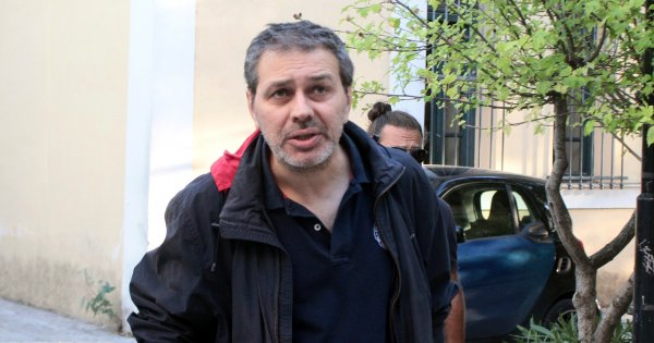 Συνελήφθη ο εκδότης-δημοσιογράφος Στέφανος Χίος
