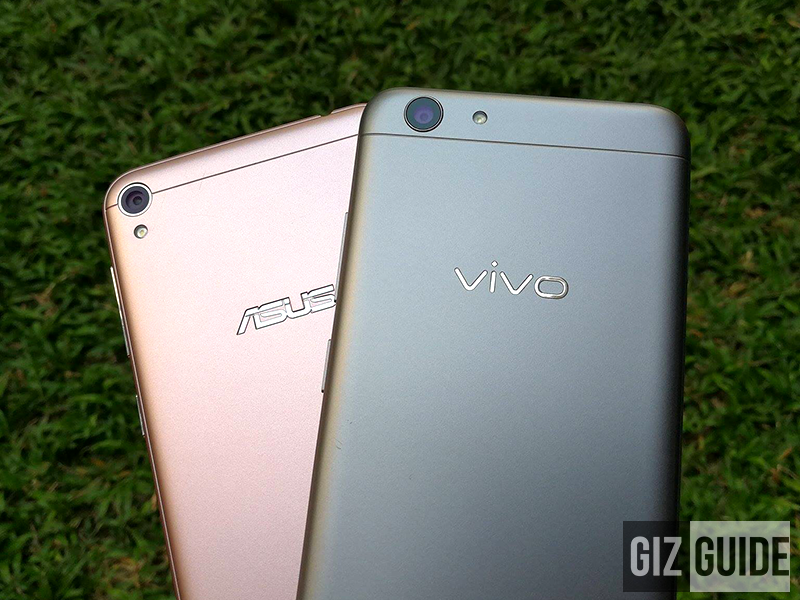 Asus ZenFone Live Vs Vivo Y53 Main Camera Comparison