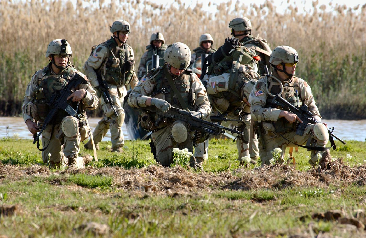 The teach Zone: United States Military Mission HD Photo