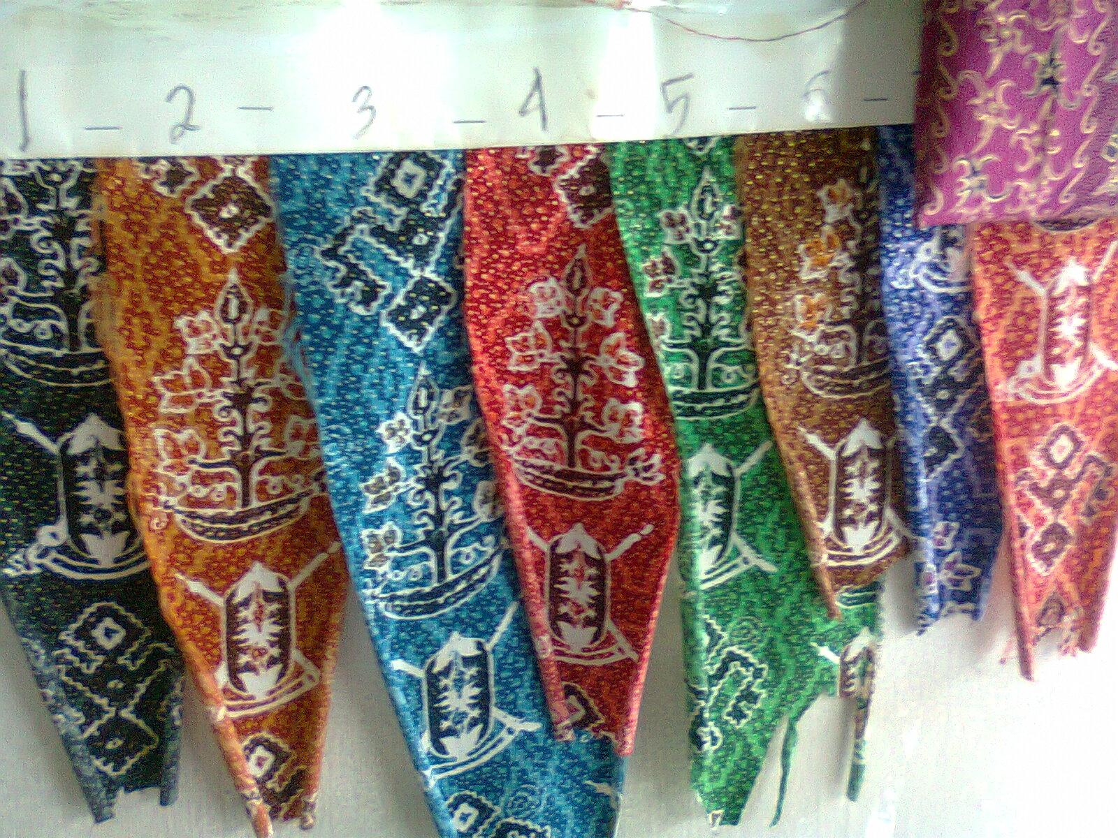 Laveana Sasmita's blog: Benang Bintik - batik khas ...
