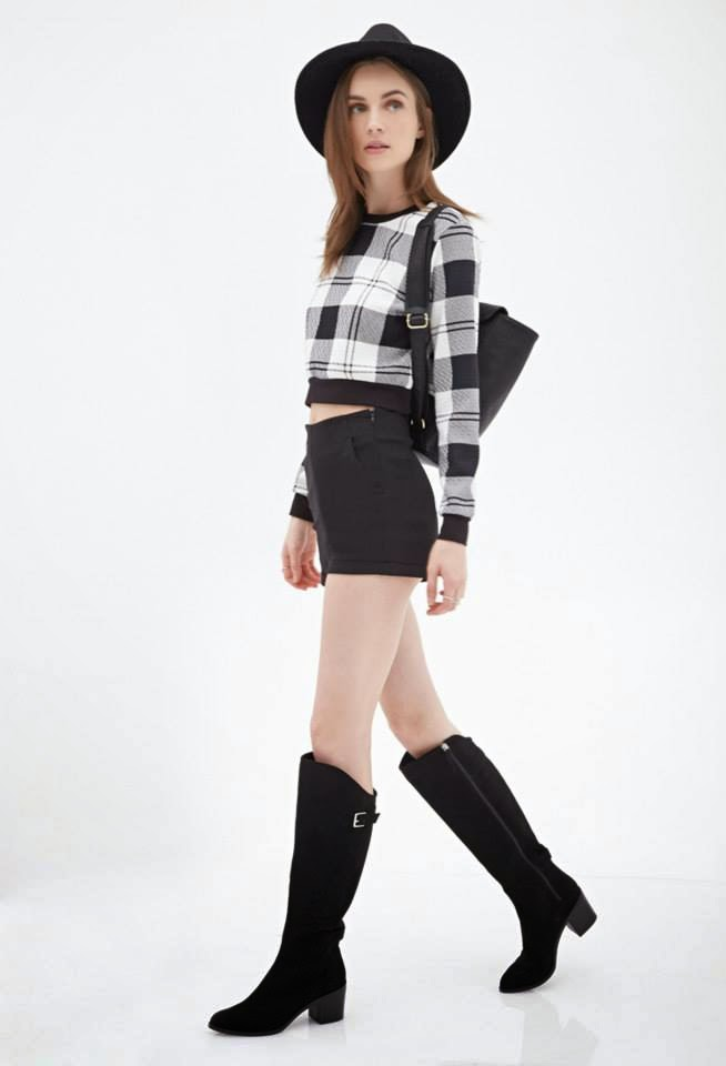 Winter Wear Sweaters For Western Ladies By Forever 21 From 2015 ...