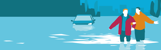 Inondations : comment s'entraider ?