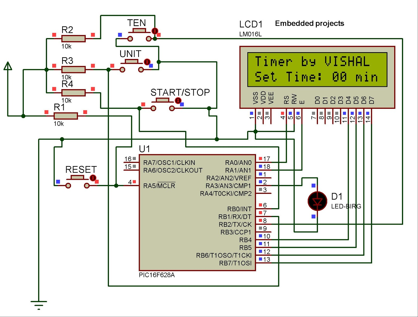 small resolution of 0 99 counter circuit diagram